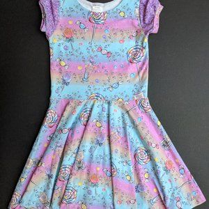 Girl With A Twirl Boutique Candy Sweets Dress 10